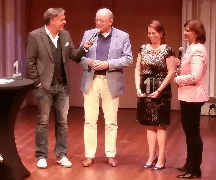 Frits-hoofdredacteur Hans Matheeuwsen interviewt de meest invloedrijke man en vrouw van Eindhoven: Jan Mengelers en Josette Dijkhuizen.