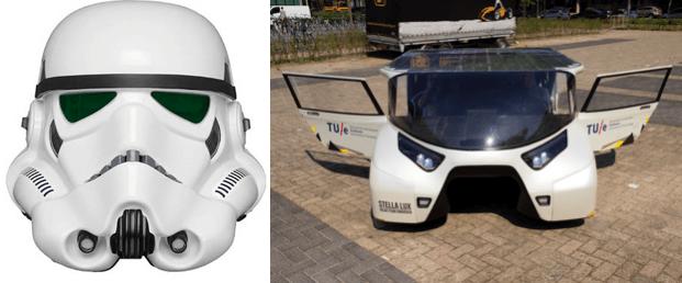 Stormtrooper vs Stella Lux