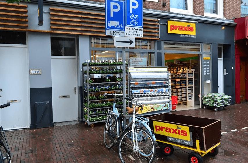 Praxis Om De Hoek in Amsterdam