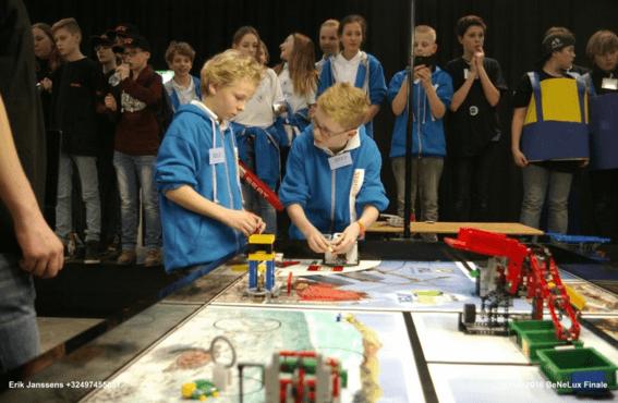 (foto First Lego League)
