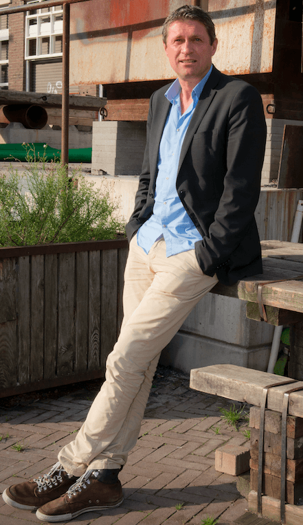 Erik van Gerwen (Foto Ruud Balk)