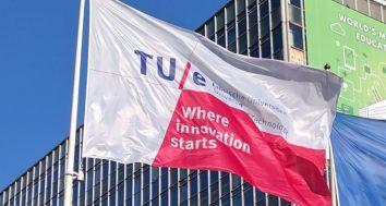 TU Eindhoven vlag