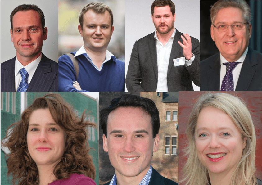 zeven kandidaten Brainport Kamer