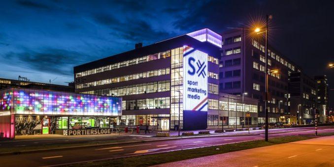 SX building