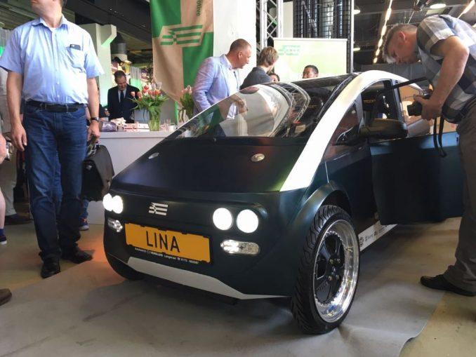Lina_bio-based_car