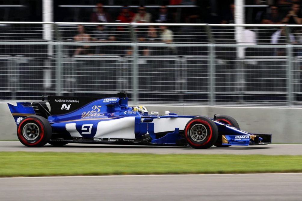 Sauber Additive Industries