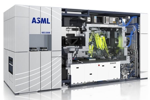 asml EUV stepper` 3350B
