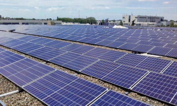 zonnedak zon zonnepanelen solar panel