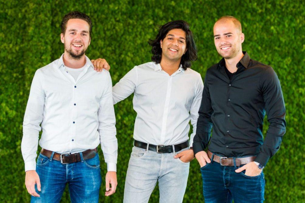 SendCloud Duits-Nederlandse Prijs voor de Economie