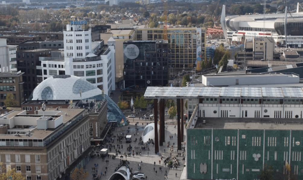 Eindhoven binnenstad