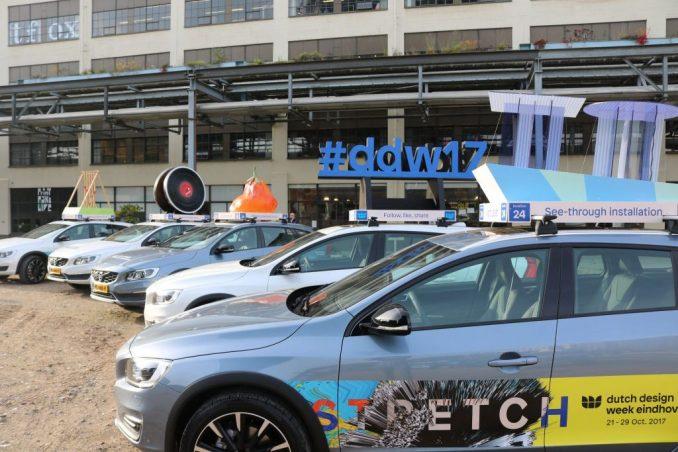 Volvo Design Rides DDW