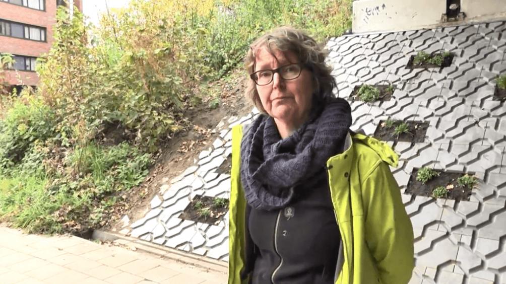 Stadsecoloog Ellen van Rosmalen
