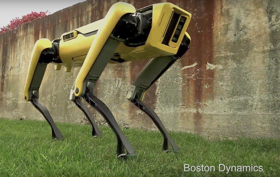 boston robot