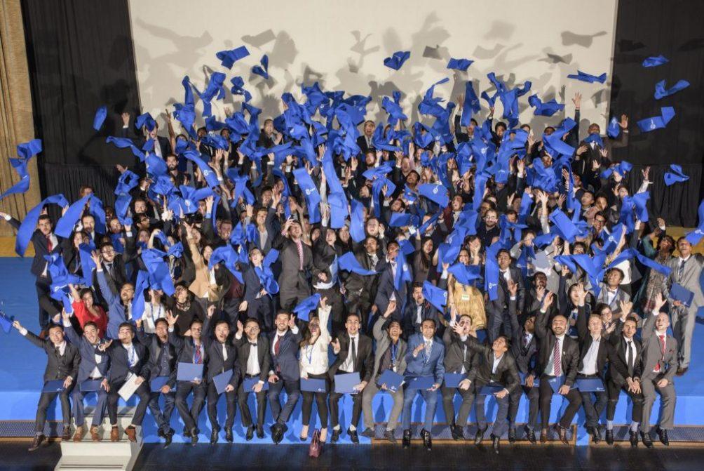 EIT Digital Graduates data