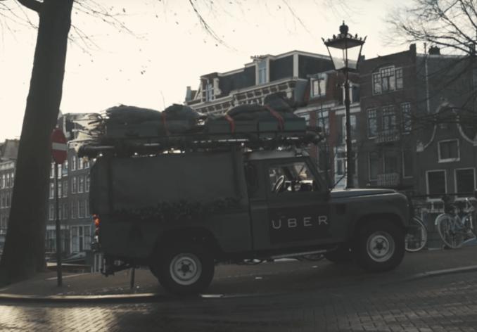 Uber trees