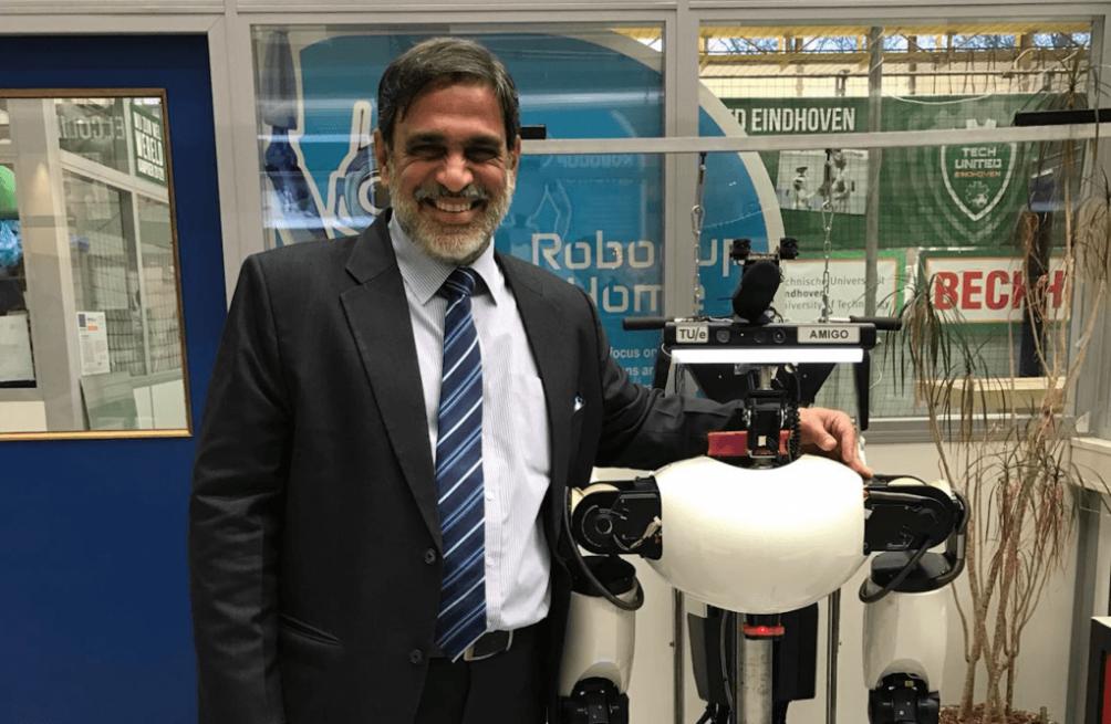 robot amigo India