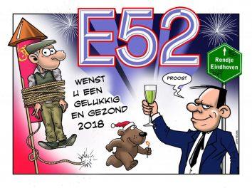 nieuwjaar Fred Met 2018