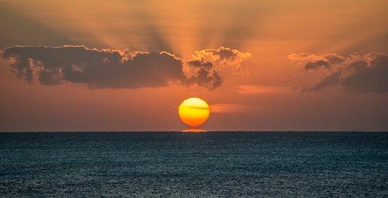 zon zonsopkomst