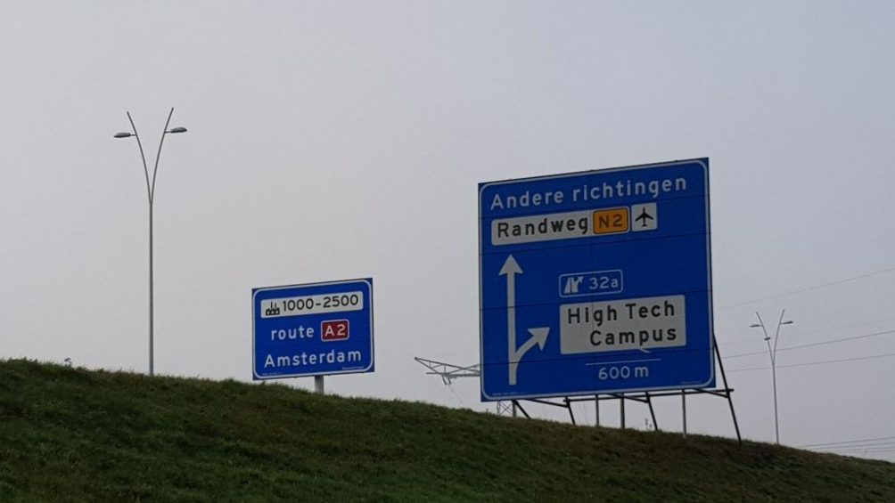 Amsterdam of High Tech Campus
