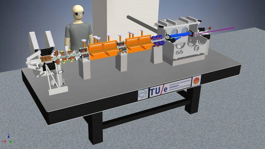 TU/e synchrotron