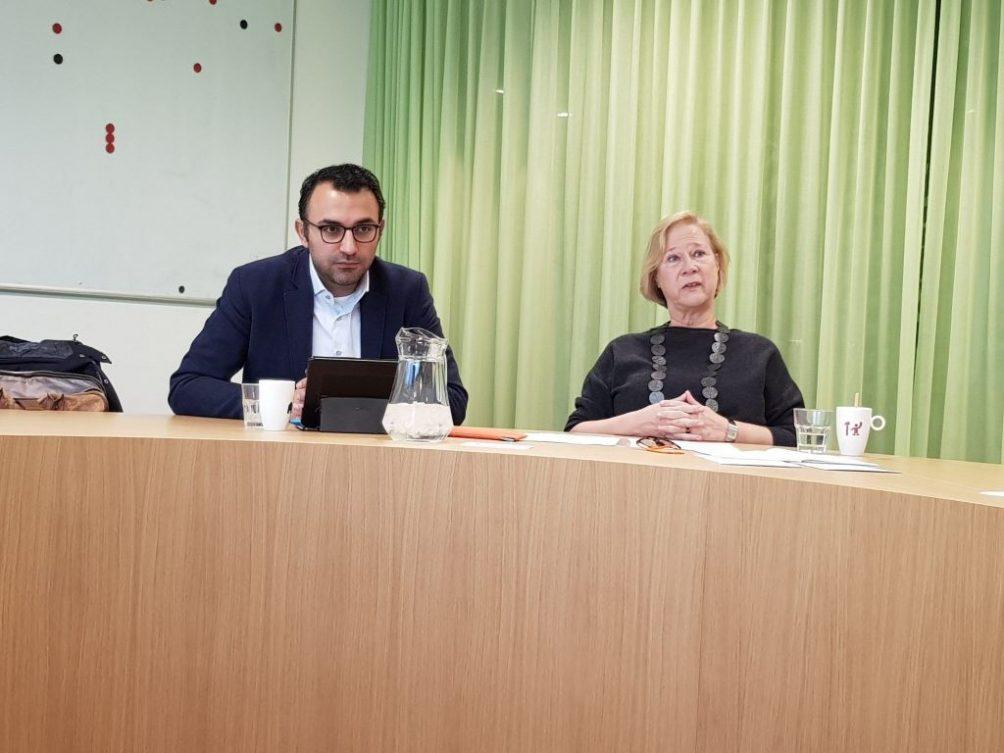 Yasin Torunoglu en Ingrid de Boer Woonbedrijf