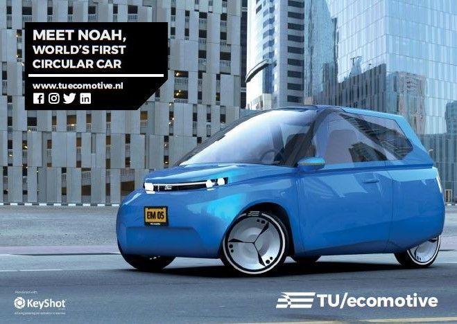 Noah TU/ecomotive