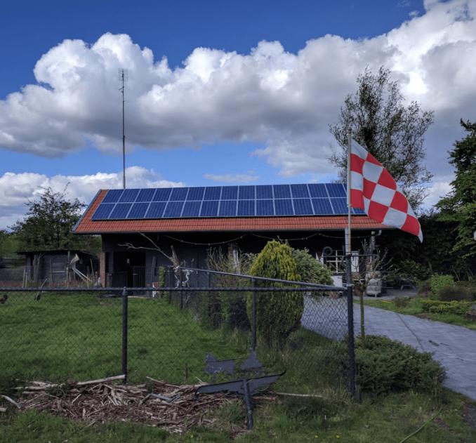 Brabant zonnepanelen