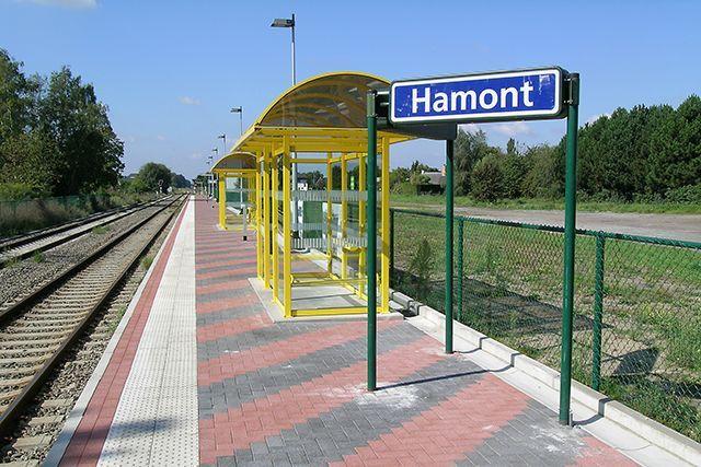 station Hamont