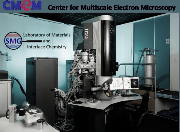 elektromicroscoop CMEM