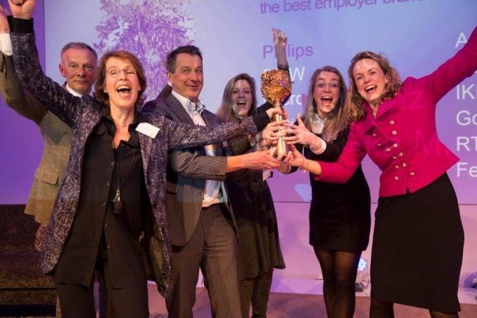 Philips beste werkgever Randstad