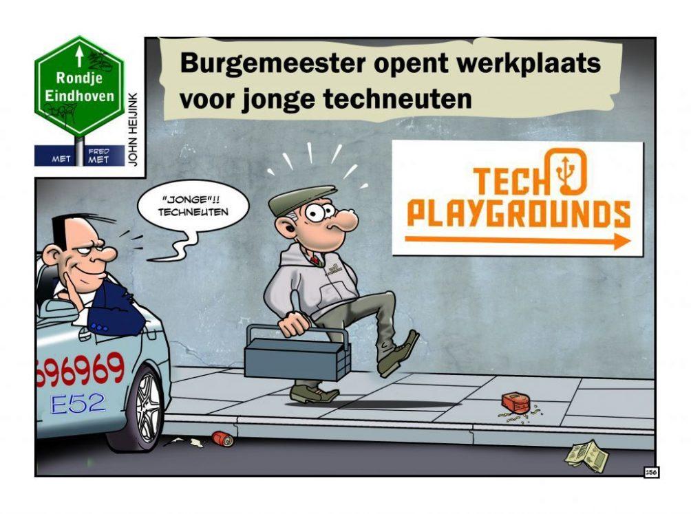 Tech Playgrounds