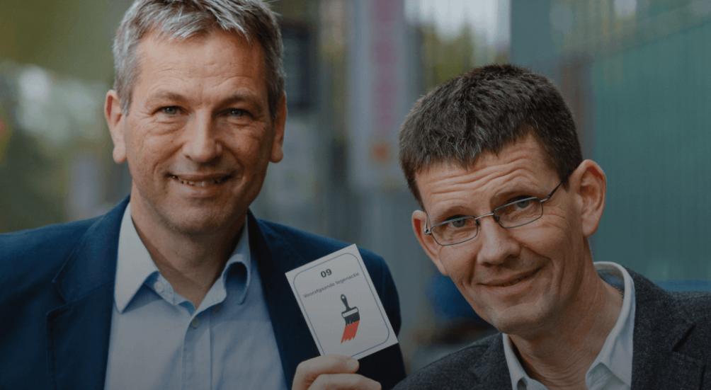 Hans Baaijens en Christoph Dobrusskin TRIZ