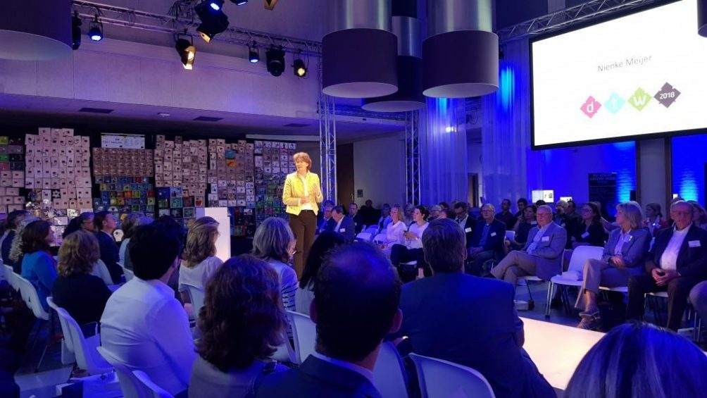 Dutch Technology Week Nienke Meijer 2018