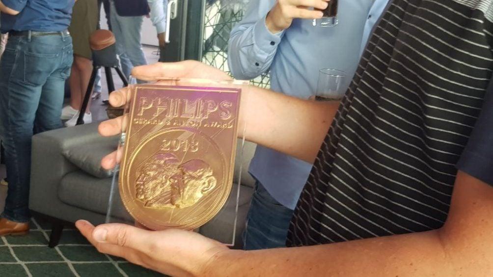 Pillow's Willow winnaar Gerard en Anton Awards