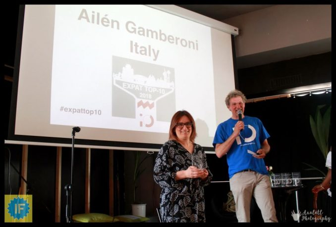 Expat Event 2018 Ailen Gamberoni 3