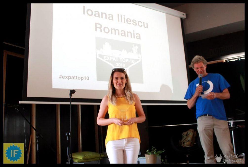 Iliescu Ioana