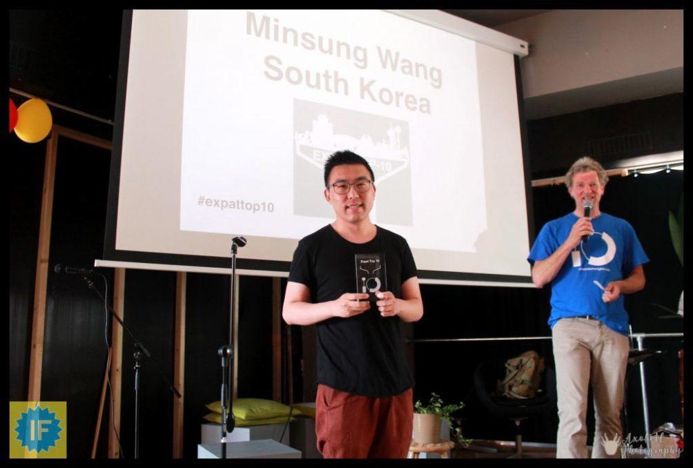 Expat Event 2018 Minsung Wang 2