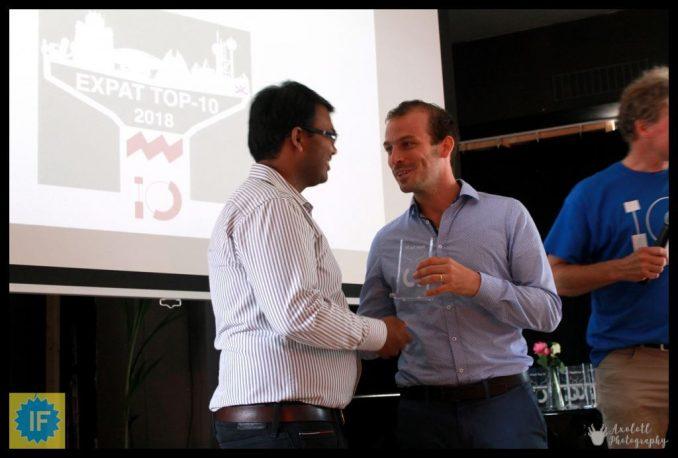 Expat Event 2018 Vinay Dasa