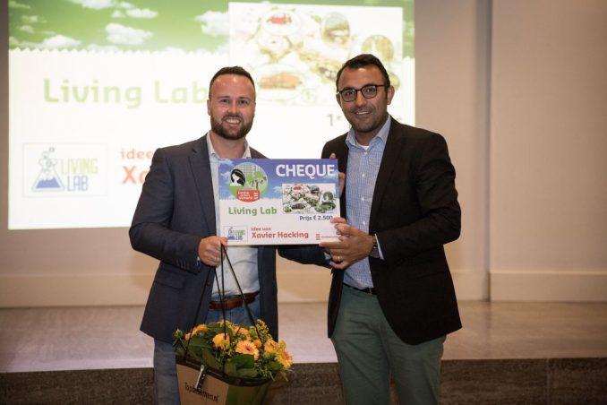 victoria park living lab winnaar Hacking Torunoglu