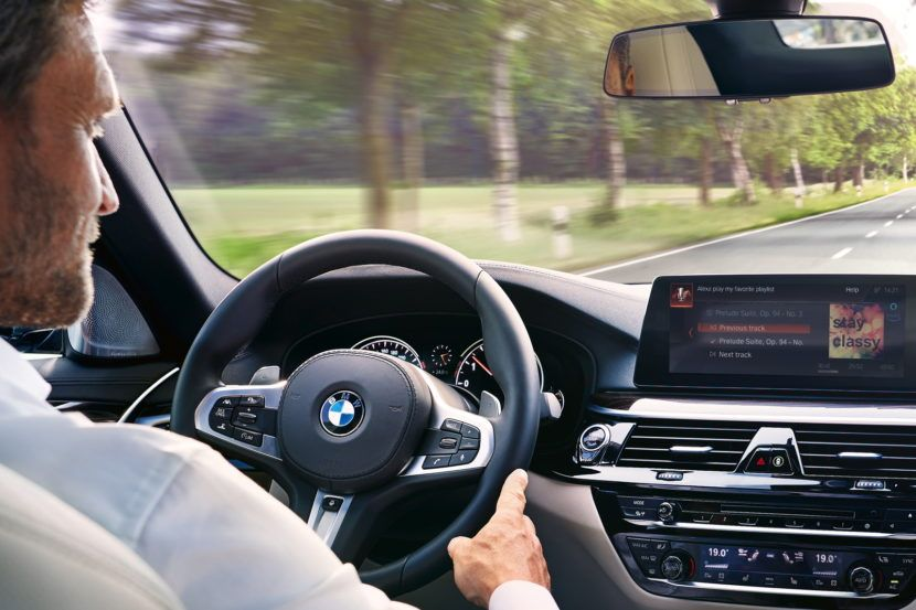 BMW-MINI-Alexa