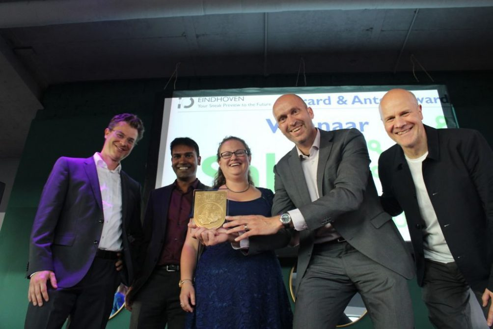 Salvia Startup to watch Gerard Anton Award