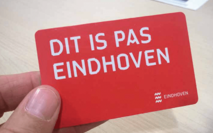 Eindhoven marketing pas