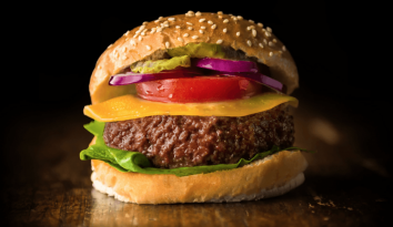 kweekburger cultured meat