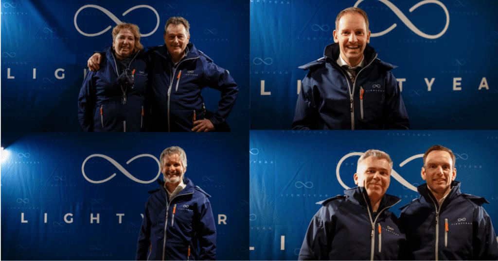 Lightyear ambassadors juli 2018