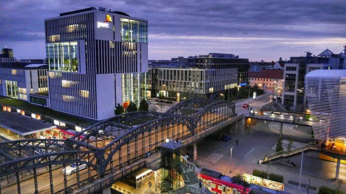 Central Station Munich