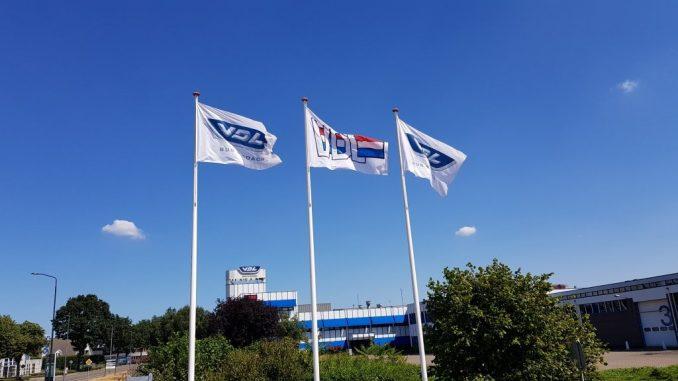 vlaggen VDL