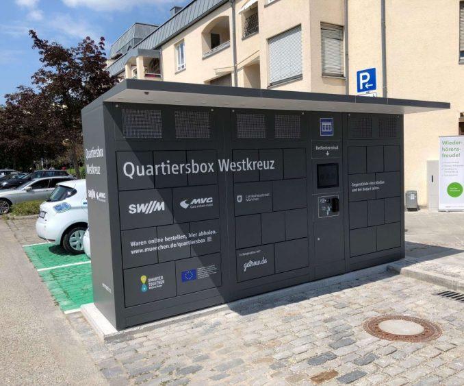 Quartiersbox