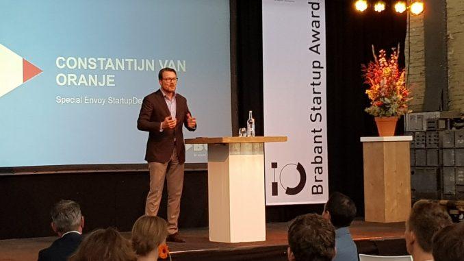 Constantijn van Oranje, Prins Constantijn, IO, BOM