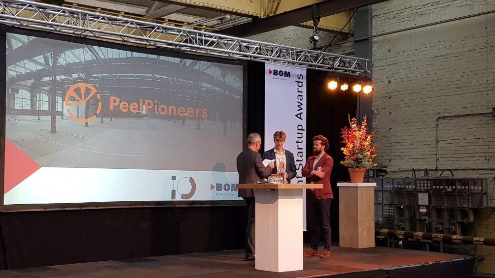 Brabant Startup Awards, PeelPioneers, Sytze van Stempvoort