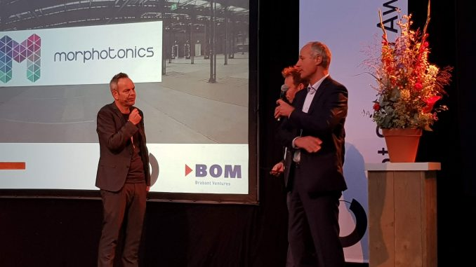 Morphotonics Onno Lint Brabant Startup Awards